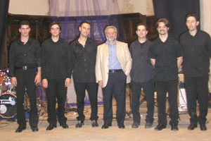 Harmonices Mundi with Maestro Reverberi